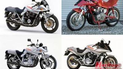 スズキGSX1100S/750Sカタナ(1982~2000)の歴史を振り返る! プロトタイプの誕生から歴代モデルの変遷を見てみよう【Heritage&Legends】