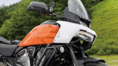 ハーレーダビッドソン「パンアメリカ1250」インプレ(2021年)H-D初となるアドベンチャーモデルの乗り味や装備・特徴を解説
