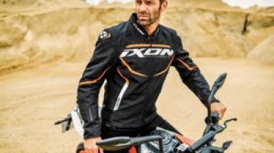 【新製品】IXON、3シーズンジャケット「Spinter A」を発売