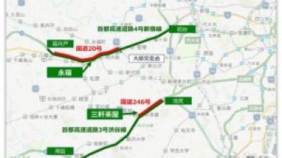 ナビタイム、大規模イベントに伴う首都高速道路の交通規制による影響分析を発表