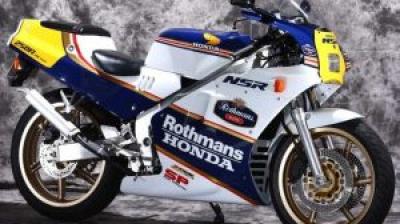'80s国産名車・ホンダNSR250R[MC18]再見【圧倒的な性能でライバル勢を一蹴】