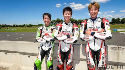 【特別対談:世界で戦う若き日本人ライダー】Moto2小椋&Moto3國井&WSS 300岡谷