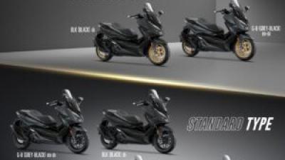 2022年モデルの新型フォルツァ350(Forza350)がタイで発表されました