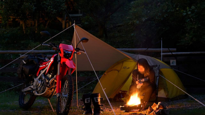 林道キャンプツーリングのための軽量コンパクト装備&パッキング術のススメ〈リコーダートキャンプツーリング 後編〉