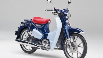 ホンダが「スーパーカブC125」に新エンジンを搭載、最新の排出ガス規制をクリア