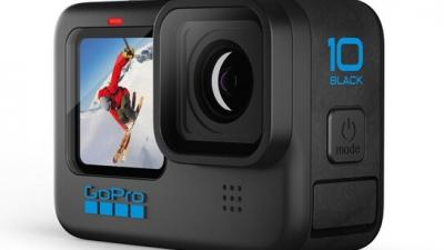 GoPro、新型アクションカム「GoPro HERO10 Black」を発売