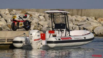 ヤマハの白赤60周年祭り! WGPのレジェンドカラー、お次はボートだ……!?