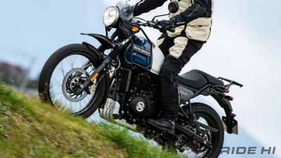 【ロイヤルエンフィールド ヒマラヤ 宮城光が試乗インプレ】作り込まれたフレンドリーな冒険バイク