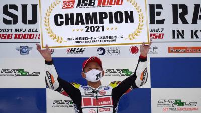 【公式レポート】中須賀が全日本最高峰クラスで初のシーズン全勝を達成!!【全日本JSB1000】