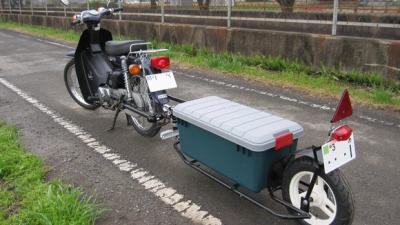 バイクをフルパニア仕様にして後悔してる人おるか?