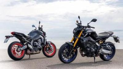 【インプレ】ヤマハ新型「MT-09」を徹底解説|スタンダードモデルと上級仕様「MT-09 SP」を比較