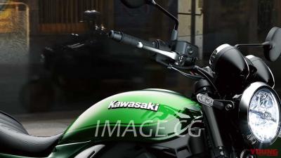 カワサキ「Z650RS」ラスト動画?! 映し出される車影はまさしくZ-RSそのものだ!!
