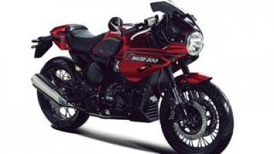 GPX「ジェントルマン レーサー200」【1分で読める 2021年に新車で購入可能な250ccバイク紹介】