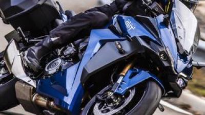 スズキが新型車「GSX-S1000GT」を発表! 先進的なスタイリング、ロングツーリングでの快適装備も満載したスポーツツアラー