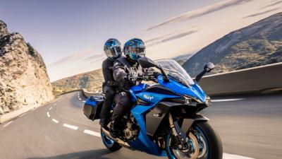 スズキ、新型スポーツツアラー「GSX-S1000GT」を発表