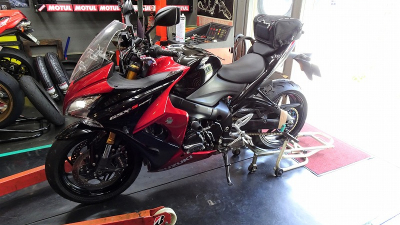 POWER 5 to GSX-S1000