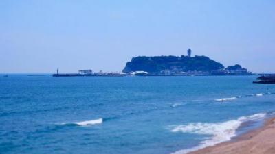 八王子市民オレ、バイクで湘南へ海を見に行こうとするも厚木辺りで飽きる