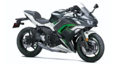2022年モデルのNinja 650/Ninja 400のカラーラインアップ