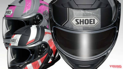 SHOEIのシステムヘルメット「NEOTEC II」に受注限定モデル登場!