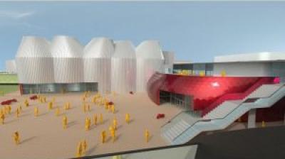 モト・グッツィ、新工場兼ミュージアム建設計画を発表 新型モデル「V100マンデッロ」を公開