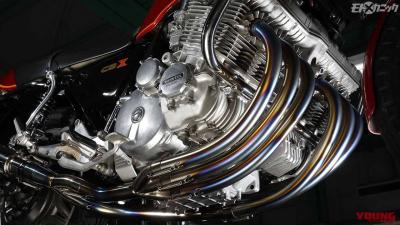 全国からCBX1100を求めるリクエストが集まる絶版バイクショップ〈モトジョイ〉