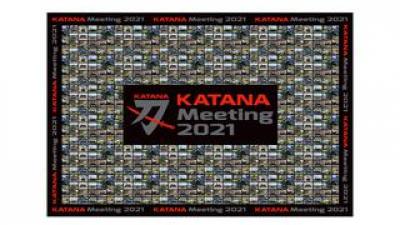 新旧KATANA(刀)乗りの『結束力』を見せる時がきた! カタナミーティング2021グッズ販売もあるよ!?【スズキのバイクの耳寄りニュース/KATANA Meeting 2021】
