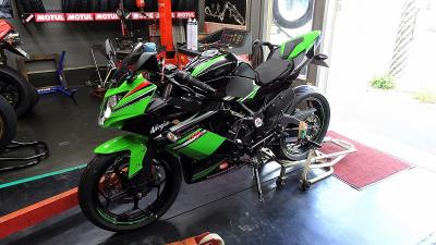 S22 to Ninja250SL