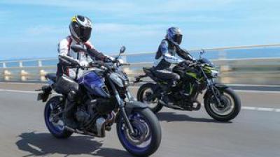 600cc~900ccのミドルクラス・バイクがおすすめな理由 大きな3つのメリットとは?