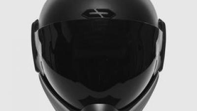 スマートヘルメット「クロスヘルメット X1」にナビを簡単に使える新機能が追加|音声入力システム「what3words」を導入