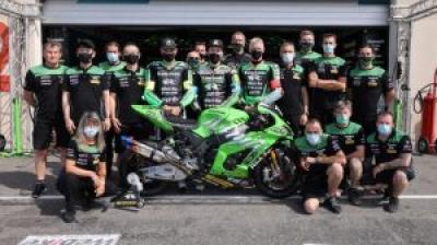 【Webike SRC Kawasaki France TRICKSTAR】EWC第3戦 ボルドール24時間耐久 無念のリタイア