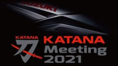 スズキ、「KATANA(カタナ)ミーティング2021」WEBイベントを開催