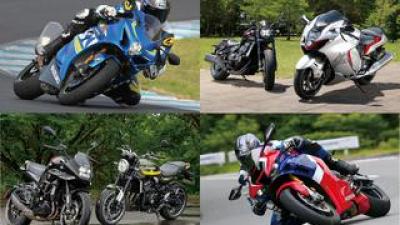 751cc以上の大型バイク人気ランキングTOP10|読者が選んだ2021年のベストモデルを発表!【JAPAN BIKE OF THE YEAR 2021】