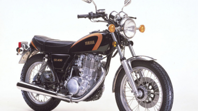 ヤマハ「SR400」生産終了、43年の伝統に幕