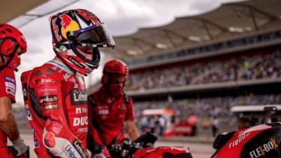 ミラー、タイヤ問題『正直なところ、もううんざりだ…』2021アメリカズGP