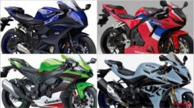 2021新型バイク総まとめ:日本車大型スーパースポーツクラス【軽量ツインYZF-R7が一石を投じる!】