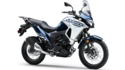 2022年モデルのVERSYS-X300のカラーラインアップ