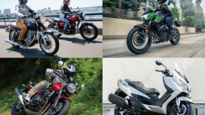 400ccバイクの人気ランキングTOP10 読者が選んだ2021年のベストモデルを発表!【JAPAN BIKE OF THE YEAR 2021】