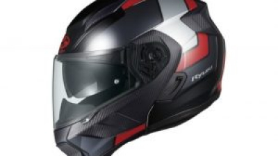 【新製品】Kabuto、システムヘルメット「RYUKI」の新グラフィック「RYUKI FEEL」を発売