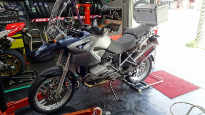 ROAD5TR to R1200GS