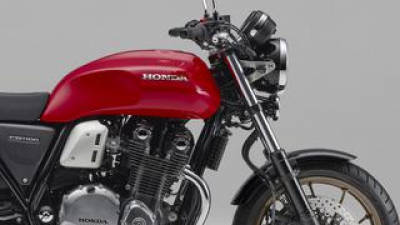 ホンダが「CB1100 EX」「CB1100 RS」のファイナルエディションを正式発表! 空冷4気筒CBの掉尾を飾るスペシャルな2台