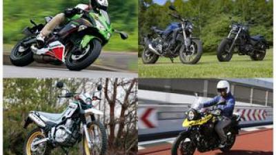 250ccバイクの人気ランキングTOP10|読者が選んだ2021年のベストモデルを発表!【JAPAN BIKE OF THE YEAR 2021】