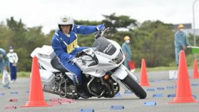 第51回 全国白バイ安全運転競技大会 2日目競技成績 速報