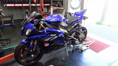 POWER GP to YZF R6