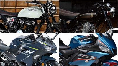 2021新型バイク総まとめ:日本車400ccミドルクラス【大人気GB350の登場でクラス全体が活性化するか?】