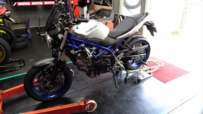 POWER5 to SV650