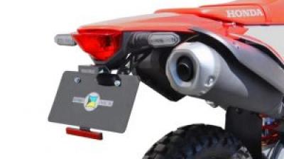 【新製品】モリワキ、CRF250L/Rally(21-)用 ショートフェンダーキットを発売