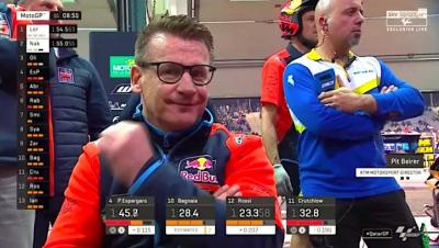 KTM、ドゥカティにしてやられる『モトGPに3チーム参戦させたかったのに…』
