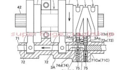 CBR1000RR-R向けっぽい可変バルブ機構の特許