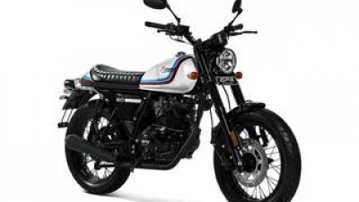GPX「レジェンド 150S」【1分で読める 2021年に新車で購入可能な150ccバイク紹介】