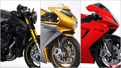 MV AGUSTA[MVアグスタ]新型バイク総まとめ【'21年は各モデルを熟成】